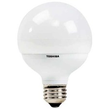 8.3W LED G25 Medium Base 120V Dimmable