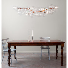 Bubble Long Chandelier