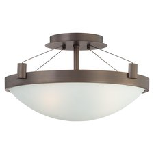 Suspended Semi Flush Mount