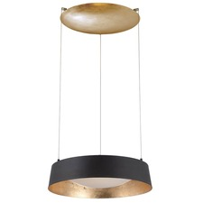 Gilt Up/Down Light Suspension
