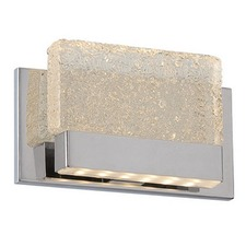 Glacier Bathroom Vanity Light