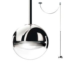 Convivio 1-Light LED Swag Pendant