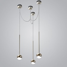 Convivio 3-Light Swag Pendant