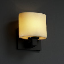 Modular Oval Candlearia Wall Sconce