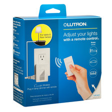 Caseta Plug-in Lamp Dimmer with Pico Remote Control Kit