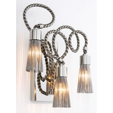 Sultans of Swing 3-Light Wall Sconce