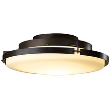 Metra LED Semi Flush Ceiling Light