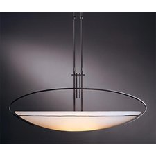 Mackintosh Large Oval Adjustable Pendant