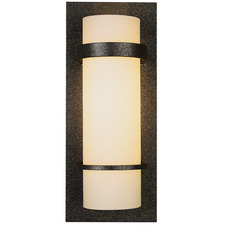 Banded 5 Outdoor Wall Sconce