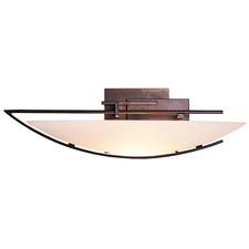 Ondrian Right Oval Wall Light