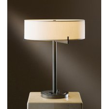 Axis Table Lamp w/ Outlet on Base