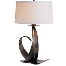 Fullered Drum Table Lamp