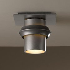 Twilight Outdoor Halogen Flush Mount
