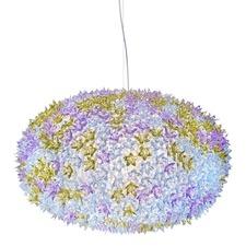 Bloom Round Pendant
