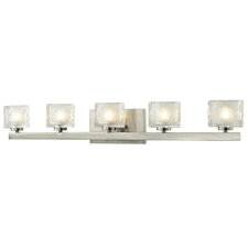 Rai Bath Bar 5-Light