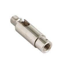 Slope Ceiling Adapter Polished Nickel Pivot