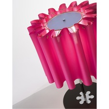 Skirt Single Fabric Table Lamp