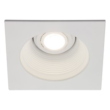 R4-593 4 Inch Square Adjustable Baffle Trim