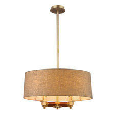 Jorgenson Covered Chandelier