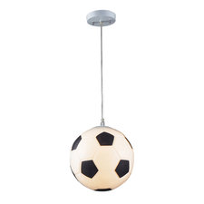 Novelty Soccer Ball Pendant
