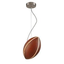 Novelty Football Pendant