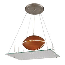 Novelty Football Field Pendant