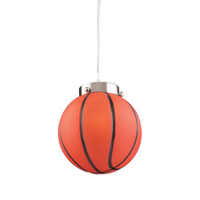 Novelty Basketball Pendant