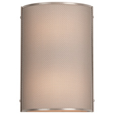 Mesh Uptown Cover Wall Sconce
