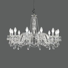 Drylight Outdoor Chandelier