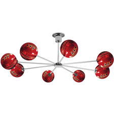 Perle 8 Light Chandelier