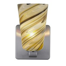 Carnevale Quadro Wall Sconce