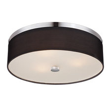 Fishnet Ceiling Flush Mount