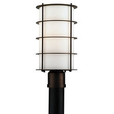 Hollywood Hills Outdoor Post Lantern