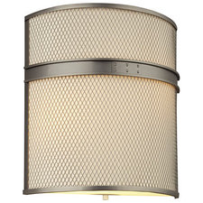 I Beam Wall Sconce
