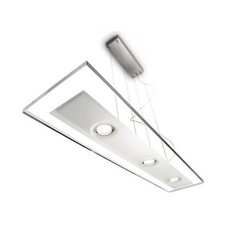 Vidro Linear LED Pendant