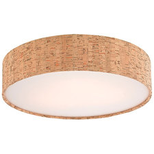 Naturale Ceiling Flush Mount Trim Cover