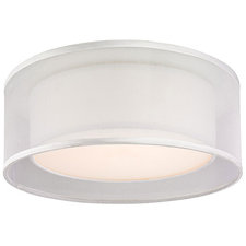 Fabbricato Organza Ceiling Flush Mount Trim Cover