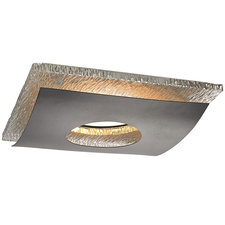 Aurora Ceiling Flush Mount Trim Cover