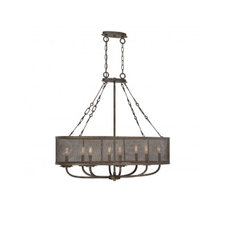 Nouvel Oval Chandelier