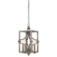 Structure Foyer Pendant Chandelier