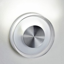 Dial LED Wall Sconce