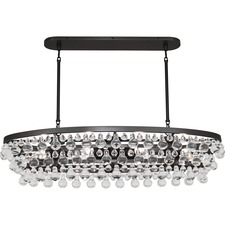 Bling Linear Chandelier