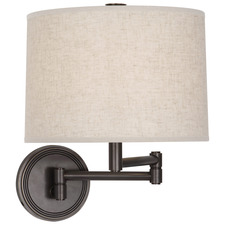 Sofia Swing Arm Wall Sconce