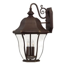 Monticello Outdoor Wall Sconce