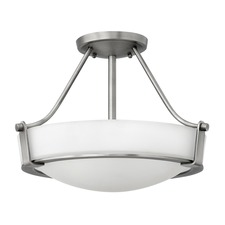 Hathaway Semi Flush Ceiling Light
