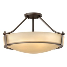 Hathaway Semi Flush Ceiling Light