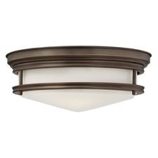 Hadley Ceiling Light Fixture Brushed Bronze