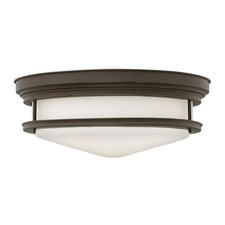 Hadley Ceiling Light Fixture Brushed Bronze