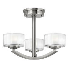 Meridian Semi Flush Mount