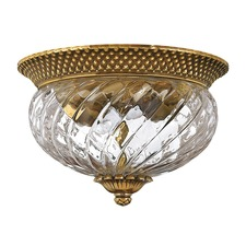 Plantation 12 inch Ceiling Light Fixture